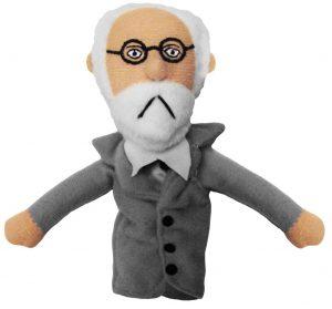 Magnete burattino di Sigmund Freud 10 regali per lo psicologo Freud addicted