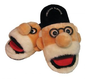 Pantofole di Freud 10 regali per lo psicologo Freud addicted