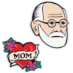 Spilletta di Sigmund Freud 10 regali per lo psicologo Freud addicted